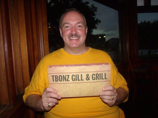 T-Bonz Gill & Grill: T-Bonz!