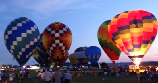 Smith Park : balloon fest