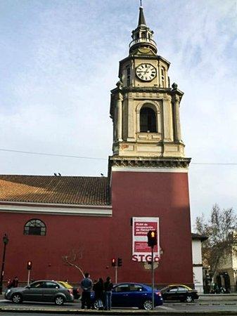 San Francisco Church: Exterior