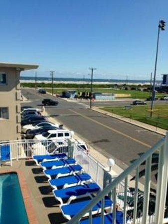 Crystal Beach Motor Inn : View