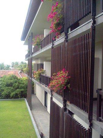 Anantara Mui Ne Resort: Front