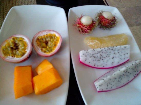 Anantara Mui Ne Resort: Breakfast