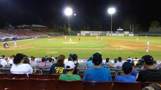 Dodd Stadium: Game