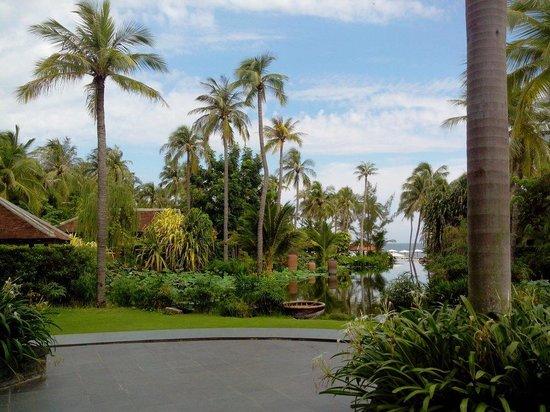 Anantara Mui Ne Resort: Park