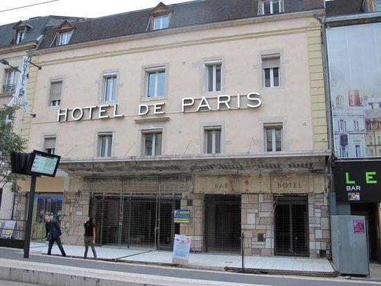 Notre dame dijon photo de hotel de paris dijon dijon for Hotels dijon