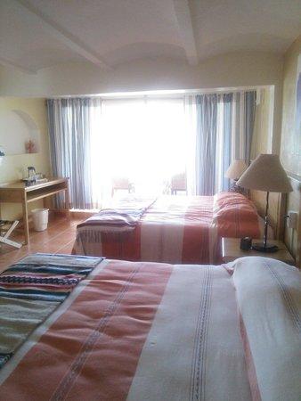 Casa Zuniga B&B: 泊まった部屋