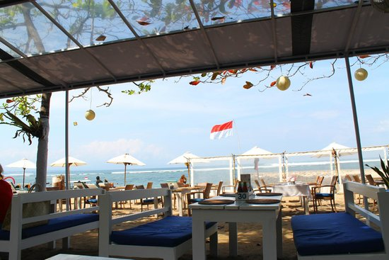 Sand Beach Club Restaurant Sea View