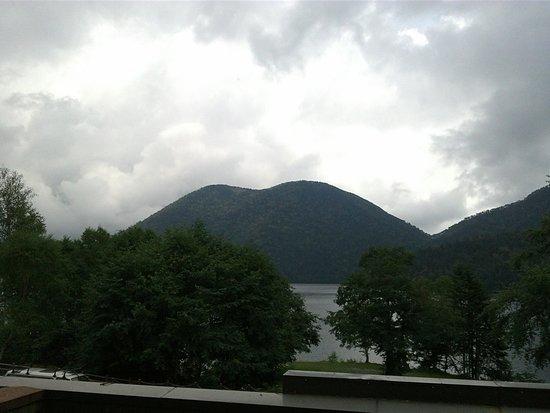 Shikaribetsuko Hotel Fukuhara : 部屋からの然別湖
