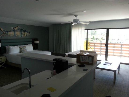 Lakehouse Hotel & Resort: Room view