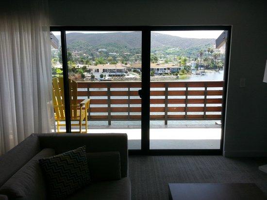 Lakehouse Hotel & Resort: Balcony View