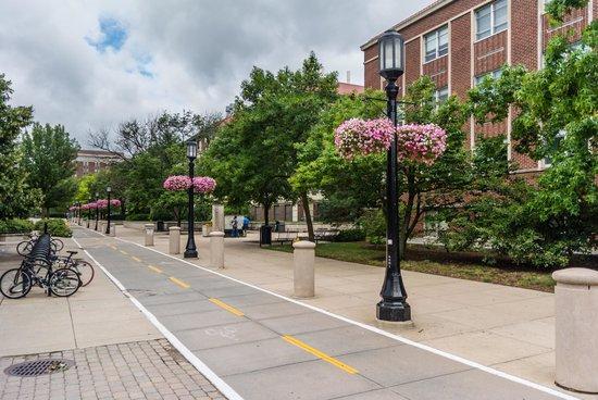 Purdue University: Walkable and Bike Friendly Campus