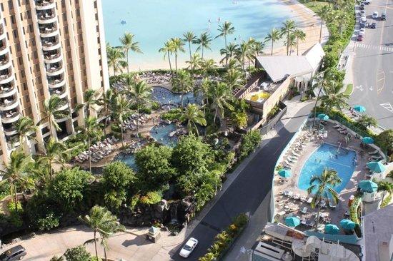 Ilikai Hotel & Luxury Suites : llikai Oahu 3