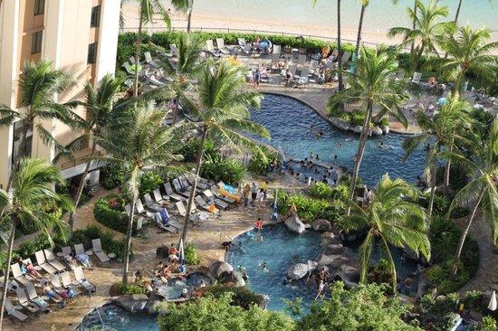 Ilikai Hotel & Luxury Suites : llikai Oahu 4