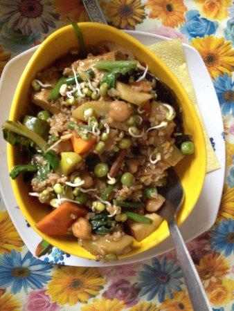 Honey & Spice : Blissful bowl
