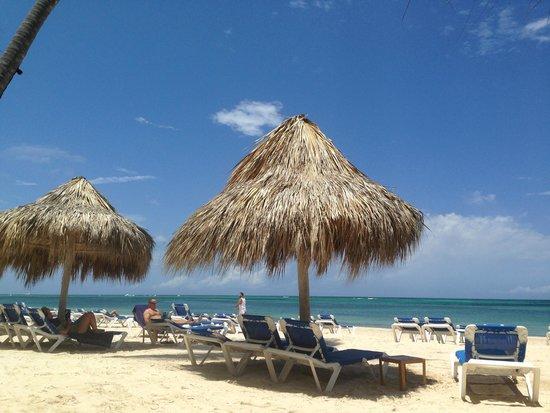 Meliá Caribe Tropical: Level Adult Only Beach Area