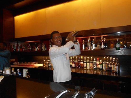Barcelo Bavaro Palace: Our Amigo, wonderful drinks!