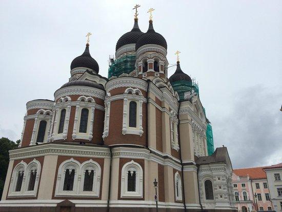 Tallinn Old Town: Igreja Ortodoxa