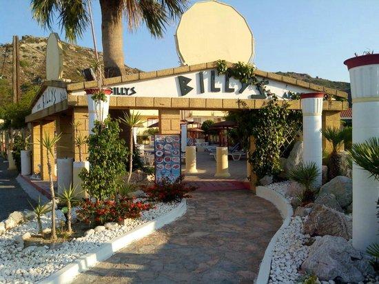 Billy's Studios : Hotel