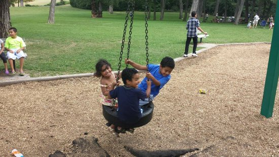 Croton Point Park : Playground