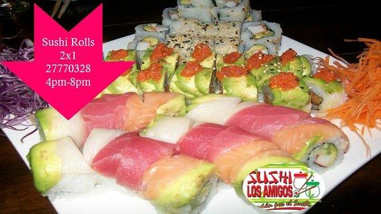 Sushi Los Amigos: Oferta