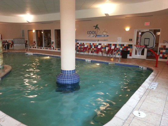 This is such a fun family indoor pool you will love it as much as your kids do picture of for How much is a indoor swimming pool