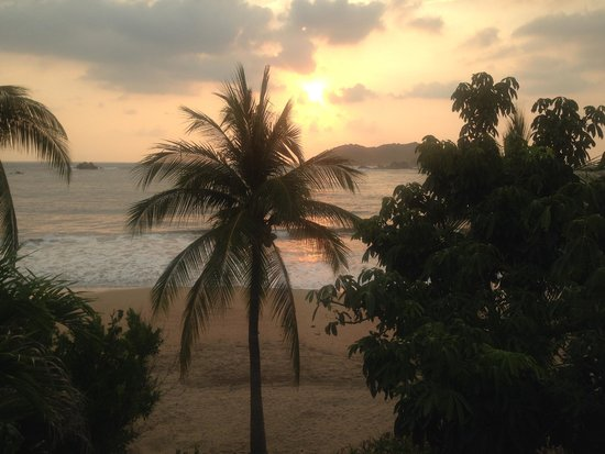 Club Med Ixtapa Pacific: Club Med Ixtapa sunset