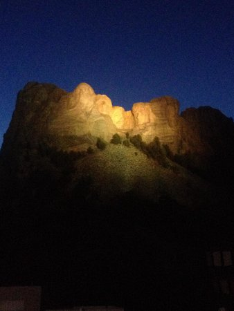 Mount Rushmore National Memorial At the lighting ceremony & Cloudy day at Mount Rushmore - Picture of Mount Rushmore National ... azcodes.com