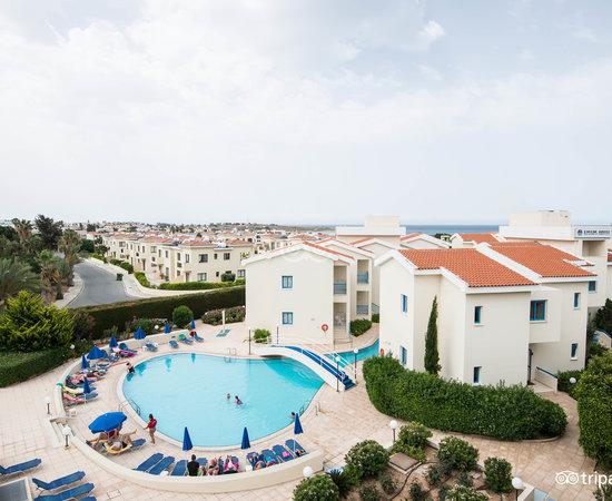zypern paphos hotel akti beach village resort