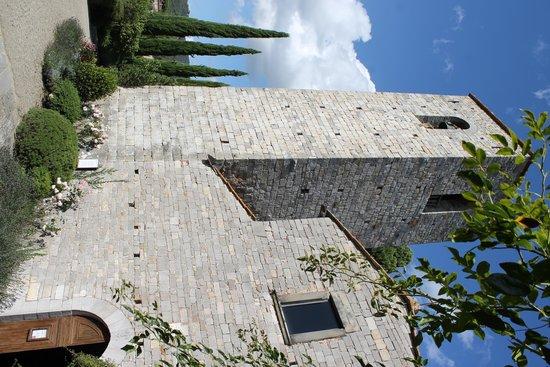 Castello di Spaltenna Exclusive Tuscan Resort & Spa: Igreja do ano 1000