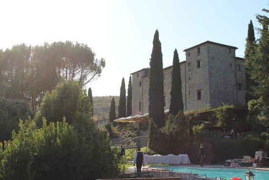 Castello di Spaltenna Exclusive Tuscan Resort & Spa: Castelo