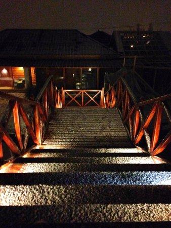 La Cantera Boutique Hotel: Entrada do hotel