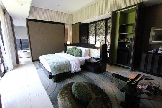 W Bali - Seminyak : 1 Brm Pool Villa - bedroom