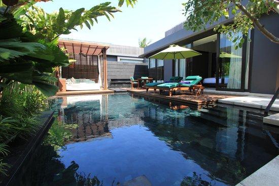 W Bali - Seminyak: 1 Brm Pool Villa - pool view