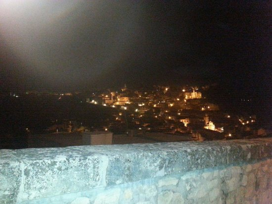 Ragusa Ibla: Bella di notte