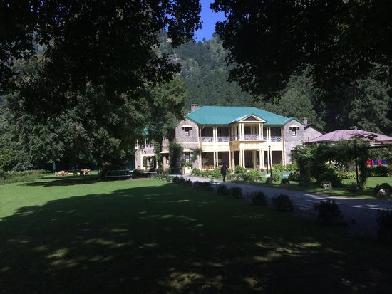 Balrampur House: The Crown of Kumaon Hills