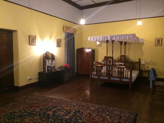Balrampur House: One of the Rooms ...