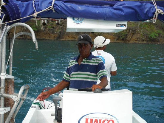 Papagayo Gulf Sport Fishing - North Pacific Tours: Captain Daniel, Mauricio