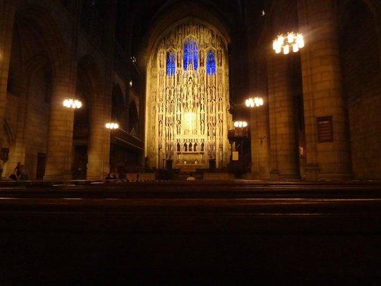 St. Thomas Church: High Altar
