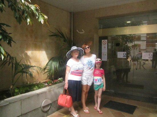 Hotel Bon Repos: Отдыхающие:)