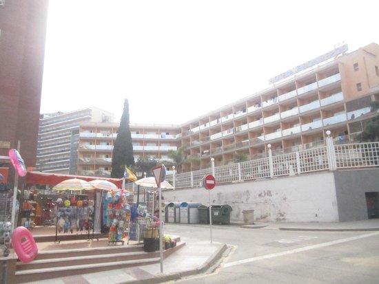 Hotel Bon Repos: Перекресок