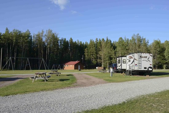 Beautiful campground - Review of Glacier Meadow RV Park