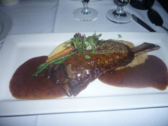 Chez Truchon Charlevoix Veal Special