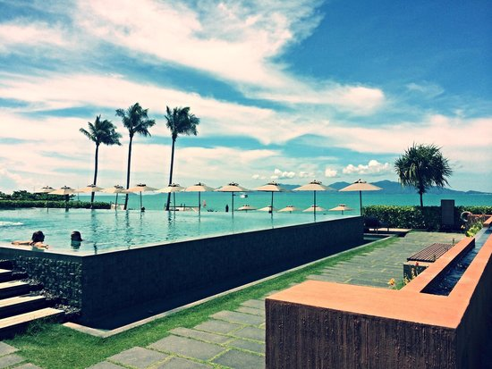 Hansar Samui Resort : Pool