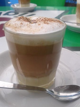 One Day In Tenerife: Local coffee