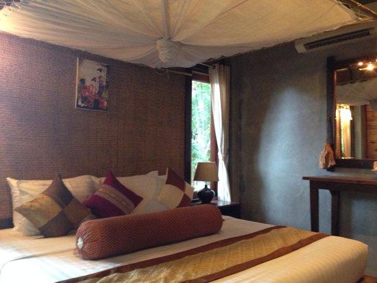 Sensi Paradise: Camera da letto bungalow 21 😄