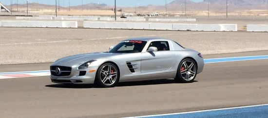 Exotics Racing: Mercedes SLS-AMG