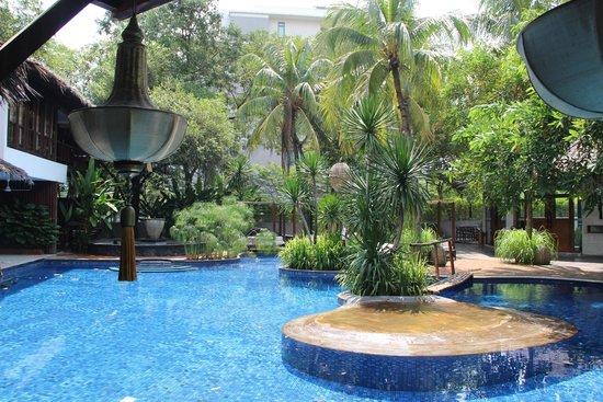 Villa Samadhi : Room