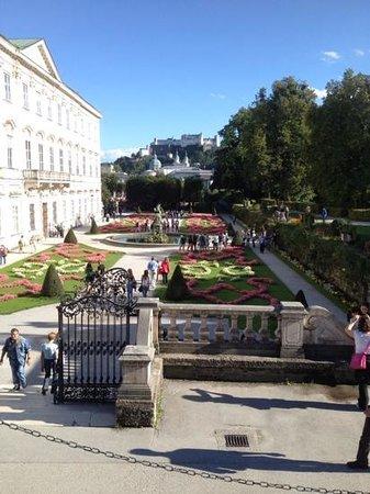 Palais et jardins de Mirabell : Mirabellgarten