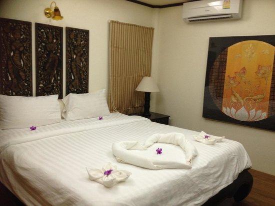 Blue Ocean Garden Beach Resort: My beautiful room