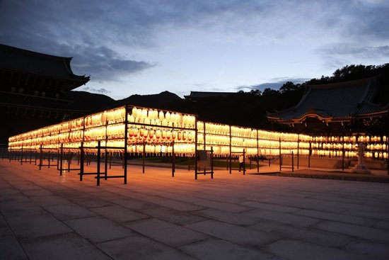 加東市, 兵庫県, 念仏宗無量寿寺(念佛宗)総本山 佛教之王堂 地蔵盆1